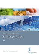 Patent Landscape Report on Solar Cooling