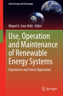Use  Operation and Maintenance of Renewable Energy Systems