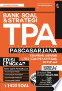 Bank Soal & Strategi Tes Potensi Akademik Pasca Sarjana (S2 & S3)