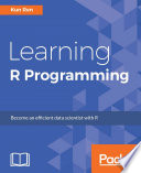 Learning R Programming