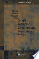 Single Molecule Spectroscopy