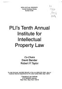 Annual Institute for Intellectual Property Law