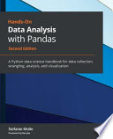 HANDS-ON DATA ANALYSIS WITH PANDAS -