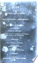 Alabama Session Laws
