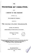 The Register of Debates