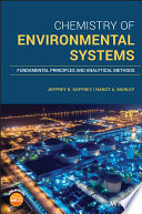 Chemistry Of Environmental Systems Book PDF