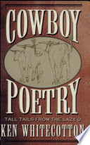 Cowboy Poetry  Tall Tails From the Lazy O Book