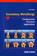 Secondary Metallurgy