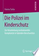 Die Polizei im Kinderschutz