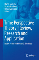 Time Perspective Theory  Review  Research and Application
