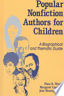 Popular Nonfiction Authors For Children Book