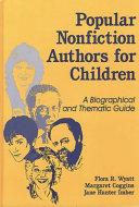 Popular Nonfiction Authors for Children [Pdf/ePub] eBook