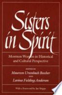 Sisters In Spirit Book PDF