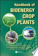 Handbook of Bioenergy Crop Plants Book