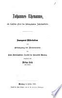 Dissertationen
