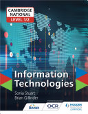 Cambridge National Level 1/2 Certificate in Information Technologies