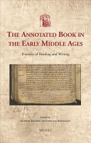 The Annotated Book in the Early Middle Ages