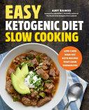 Ketogenic Diet (Slow Cooker)