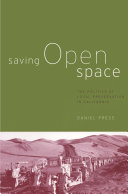 Saving Open Space
