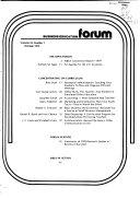 Business Education Forum