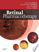 Retinal Pharmacotherapy E Book