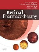 Retinal Pharmacotherapy E Book