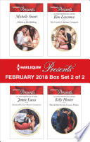 Harlequin Presents February 2018 Box Set 2 Of 2