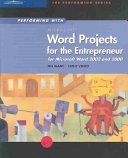 Performing with Projects for the Entrepreneur