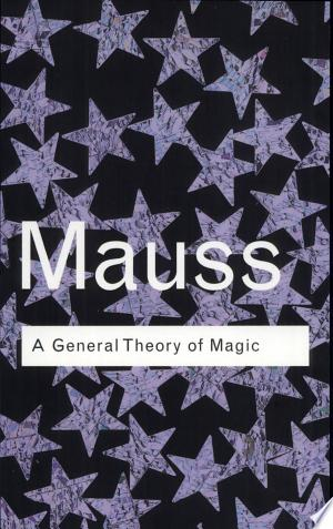 Download A General Theory of Magic Free PDF Books - Free PDF