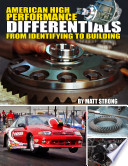 American High Performance Differentials Book