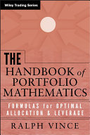 The Handbook of Portfolio Mathematics