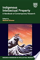 Indigenous Intellectual Property