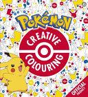 Pokemon: Pokemon Creative Colouring: Official