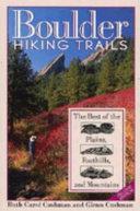 Boulder Hiking Trails