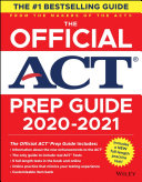The Official ACT Prep Guide 2020   2021   Book   5 Practice Tests   Bonus Online Content
