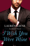 I Wish You Were Mine Pdf/ePub eBook