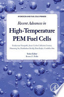 Recent Advances In High Temperature PEM Fuel Cells