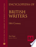 Encyclopedia of British Writers, 1800 to the Present