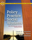 Policy Practice for Social Workers + Mysocialworklab and Pearson Etext