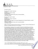 Quadrennial Homeland Security Review 2010 Reports Addressed Many Required Elements But Budget Planning Not Yet Completed Book PDF