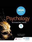 AQA A level Psychology Book 1
