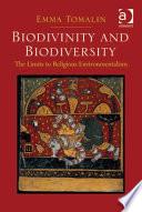 Biodivinity And Biodiversity Book PDF