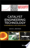 Catalyst Engineering Technology Book