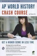 AP World History Crash Course Book PDF