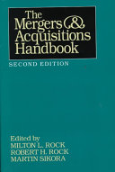 The Mergers Acquisitions Handbook Book PDF
