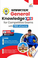 SMARTER General Knowledge 2022 for Competitive Exams with eCourse