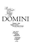 Read Online De Ore Domini For Free