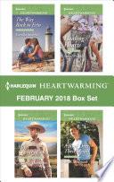 Harlequin Heartwarming February 2018 Box Set