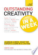Outstanding Creativity In A Week Teach Yourself