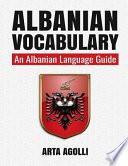 Albanian Vocabulary